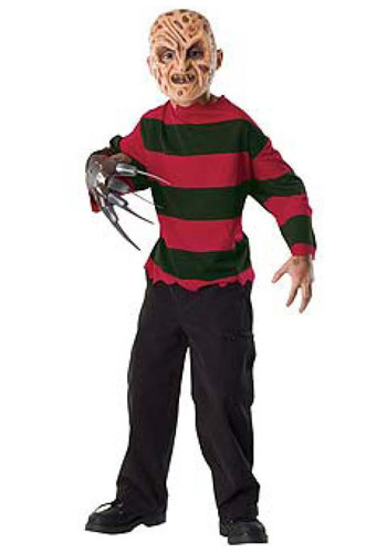Kids Freddy Krueger Costume