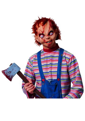 Childs Play Chucky Mask