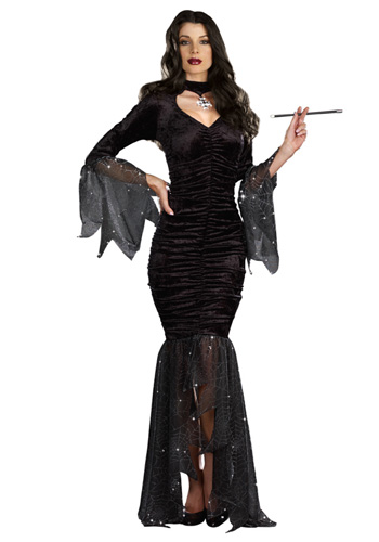 Mysterious Mistress Costume