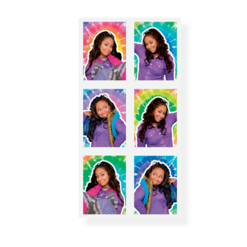 That's So Raven Stickers (4 count)