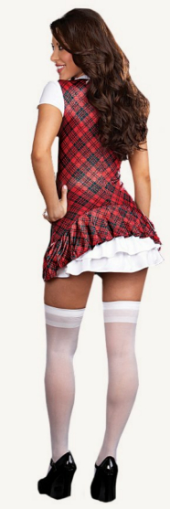 St. Sinners School For Girls Adult Costume