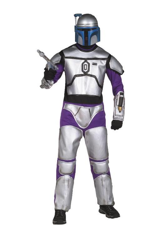 Star Wars Jango Fett Deluxe Adult Costume