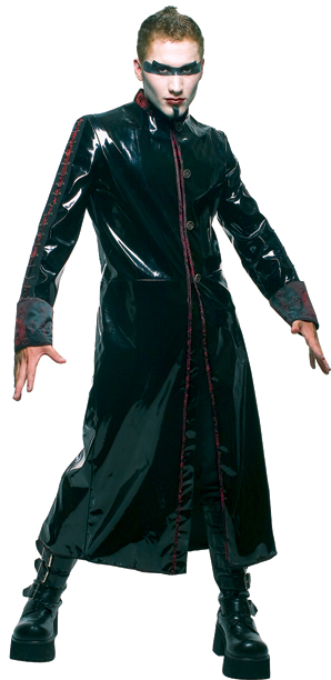 Rogue Mens Adult Costume: Large