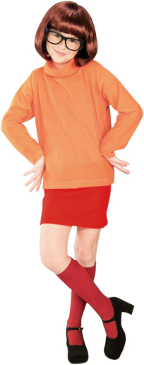 Scooby-Doo Velma Child Costume