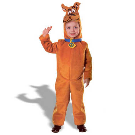 Scooby Doo Deluxe Child Costume