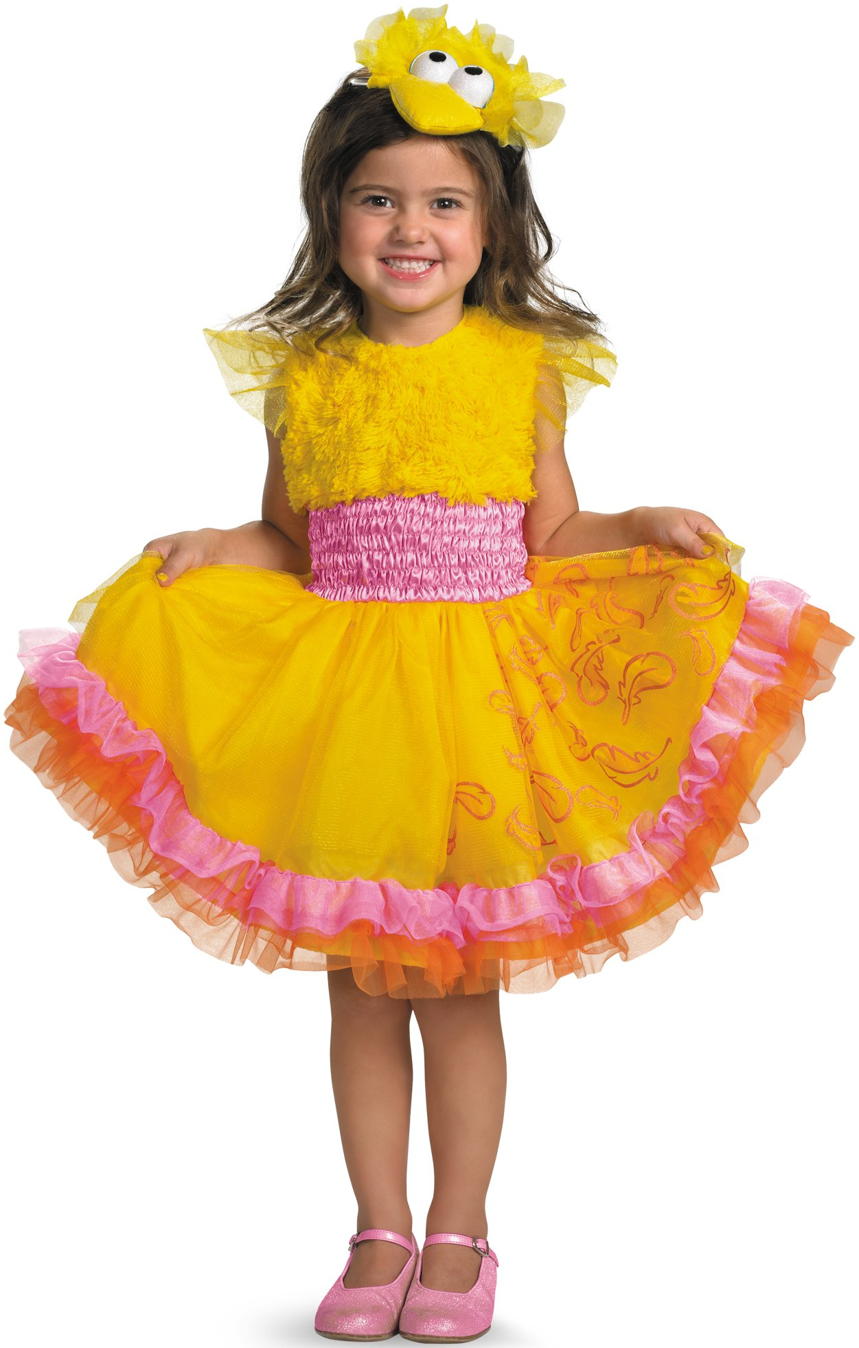 Sesame Street - Frilly Big Bird Toddler / Child Costume
