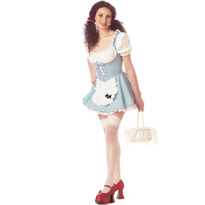 Miss Dorothy Adult Costume