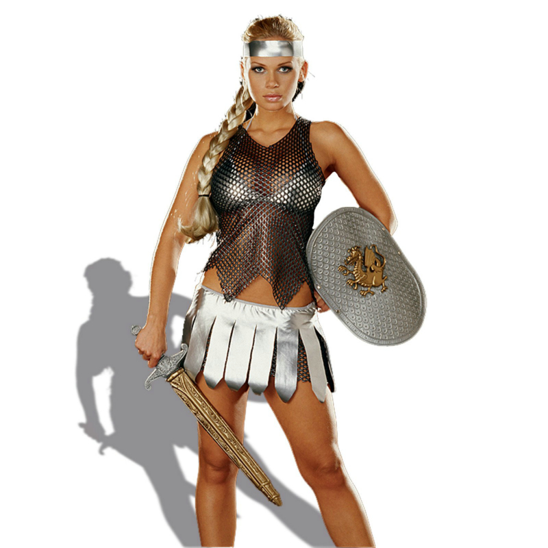Gladiatrix Adult Costume