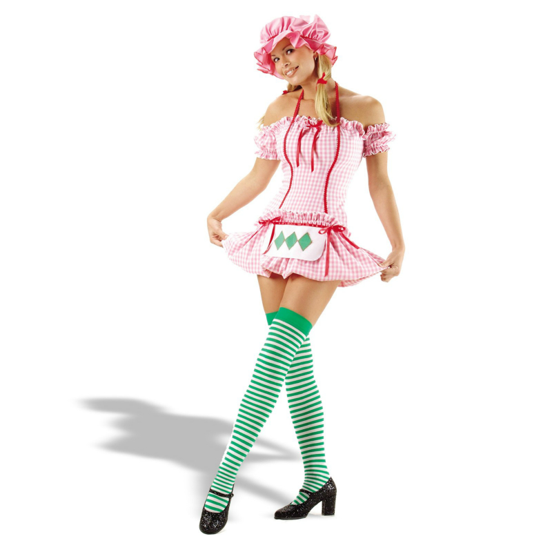 Strawberry Doll Adult Costume