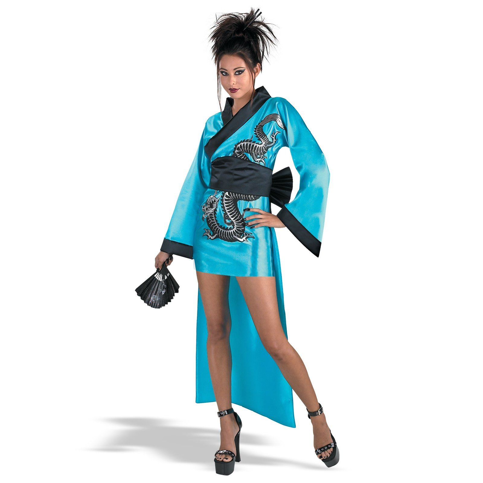 Dragon Geisha Adult Costume