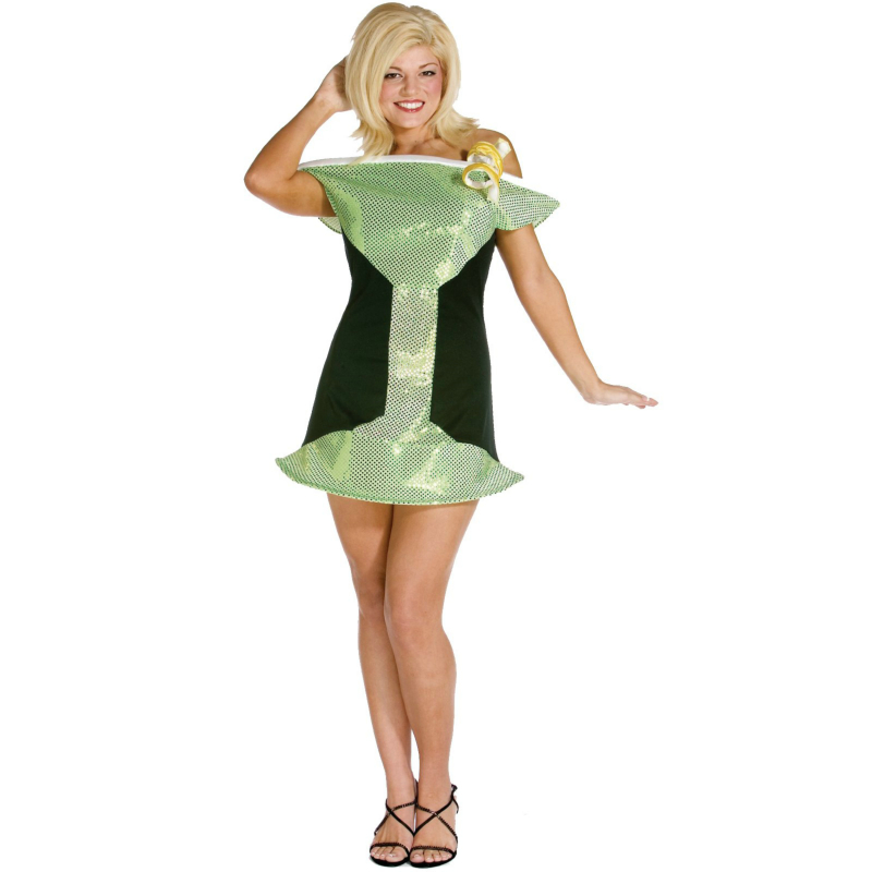 Cosmo Green Adult Costume