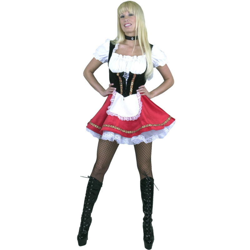 Alps Sweetheart Adult Costume
