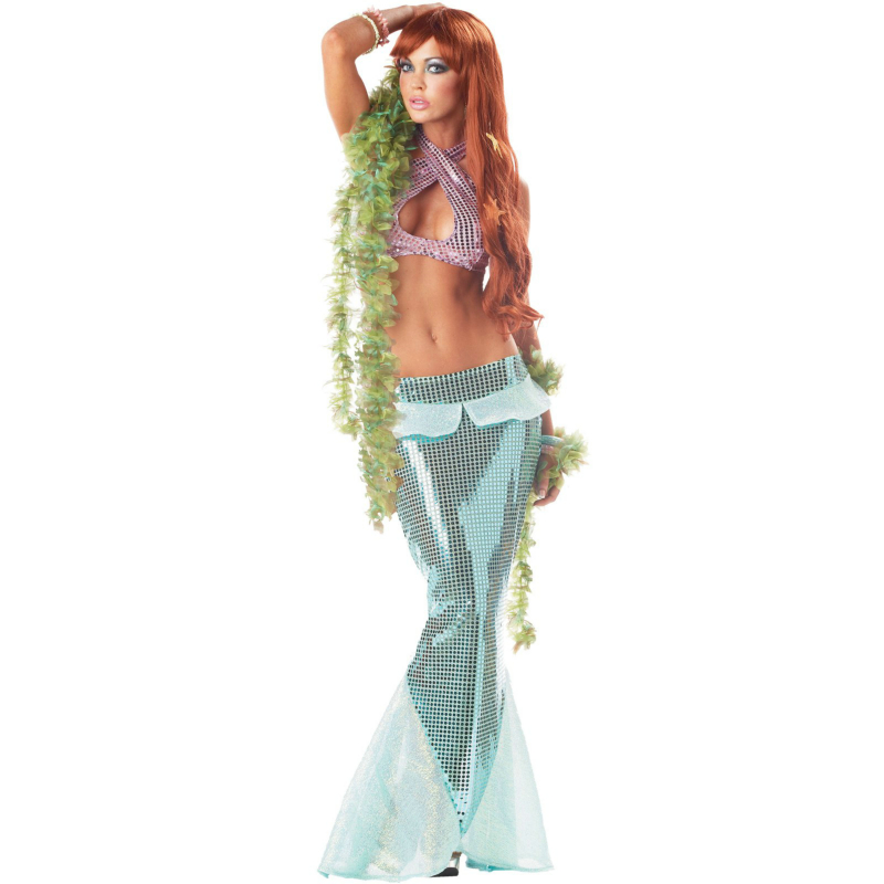 Mesmerizing Mermaid Adult Costume - Click Image to Close