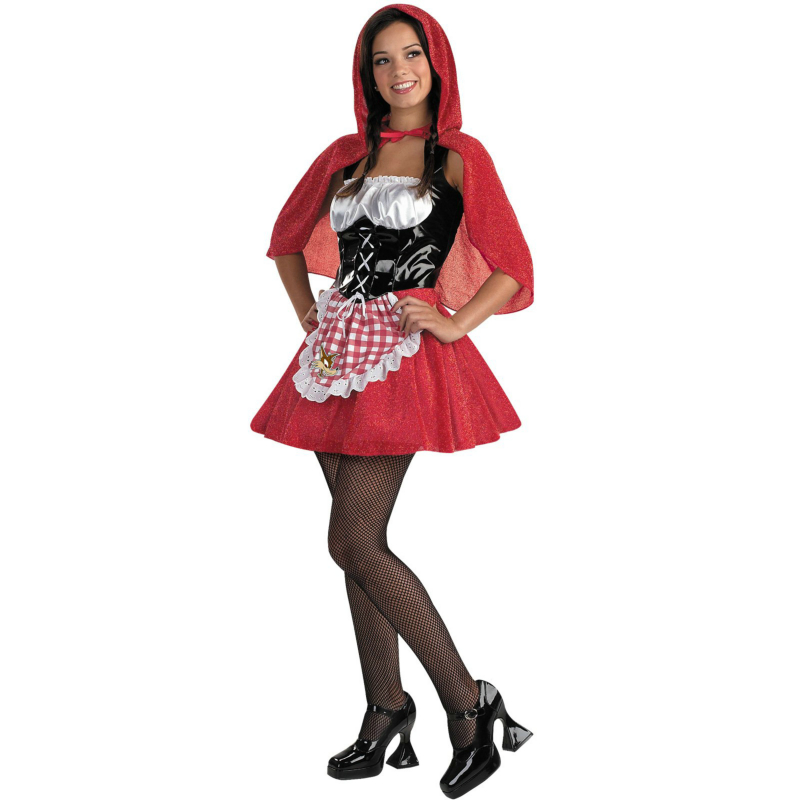 Hottie Totties Little Red Riding Hood Adult