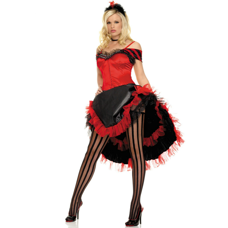 Cabaret Dancer Adult Costume