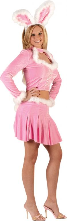 Bunny Hop Sexy Adult Costume