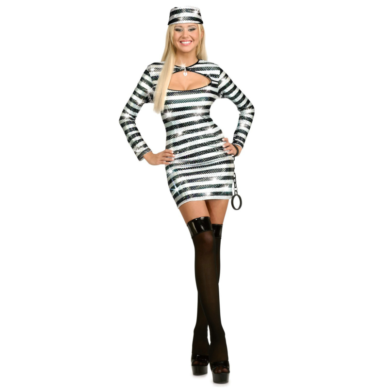 Prisoner of Love Adult Costume