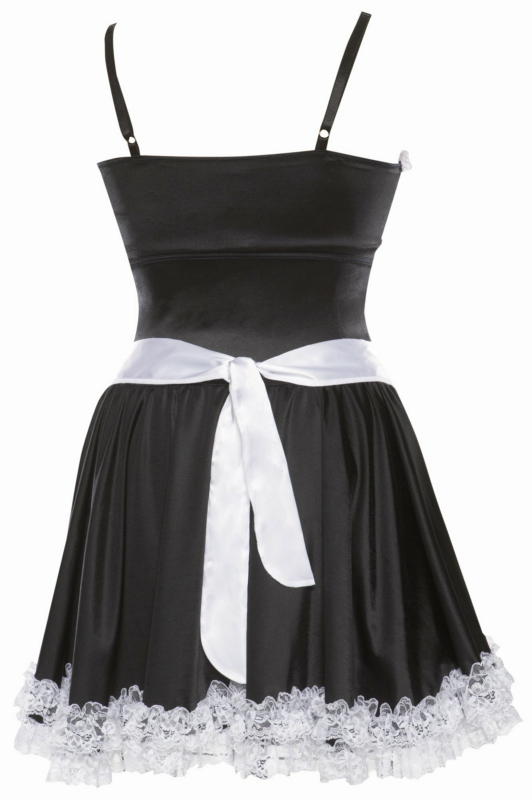 Diva Frisky French Maid Sexy Adult Plus Costume
