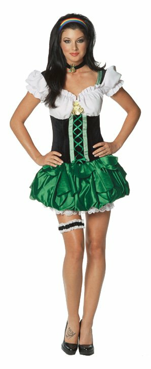 Paddy's Irish Pub Costumes