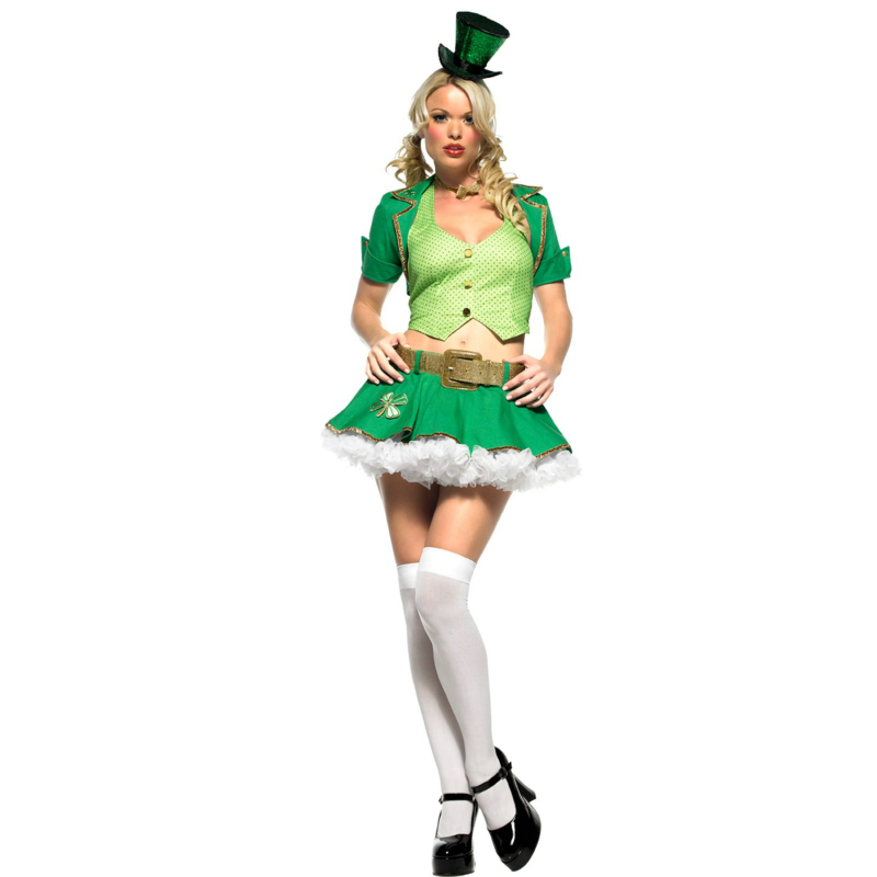 Lucky Charm Adult Costume