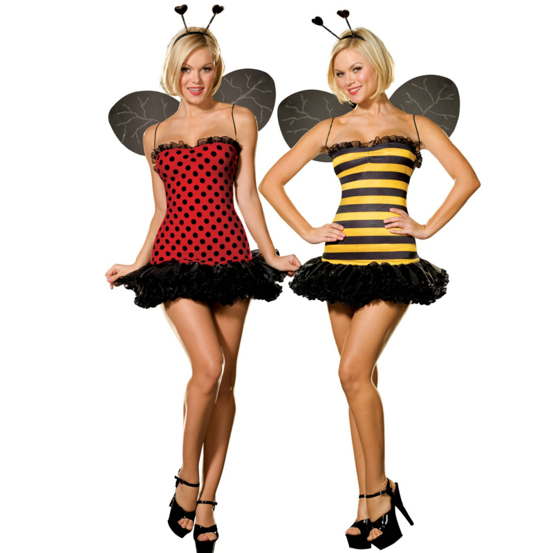 Buggin' Out Adult Costume