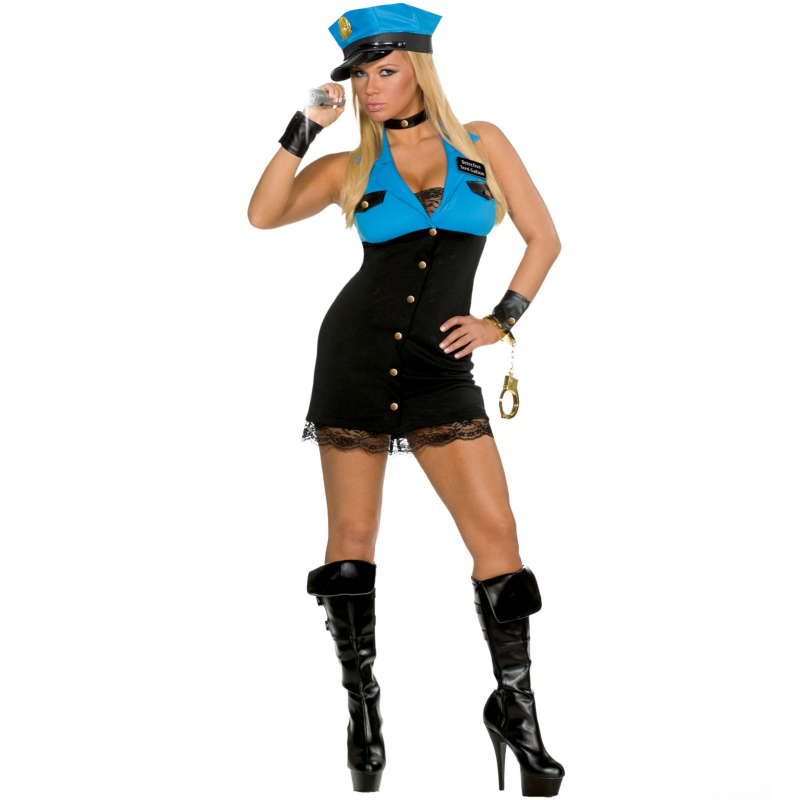 Detective Terri Gation Adult Costume