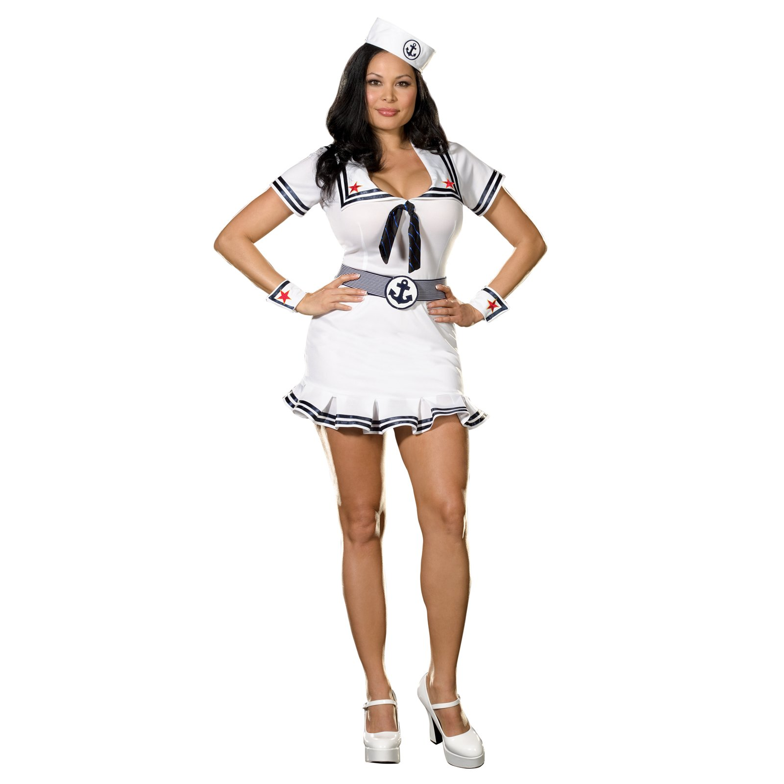 Cruise Cutie Plus Adult Costume