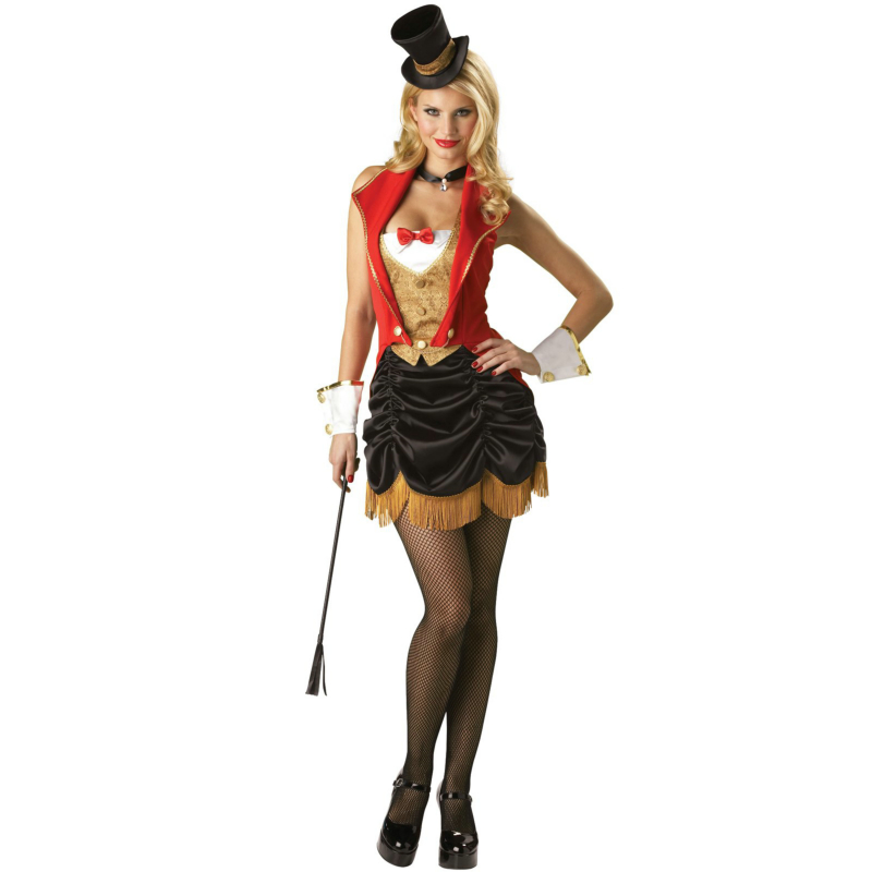 Three Ring Hottie Elite Collection Adult Circus Costume  sc 1 st  About Costume Shop Halloween Costumes For Adults and Kids Costume ... & Three Ring Hottie Elite Collection Adult Circus Costume [Sexy ...