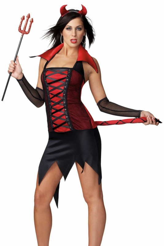 Devil Adult Costume