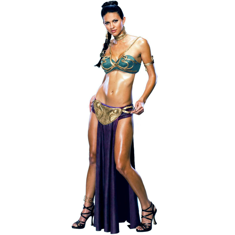 Star Wars Princess Leia Slave Adult Costume [Sexy Costumes, Sexy Couple  Costu] - In Stock : About Costume Shop