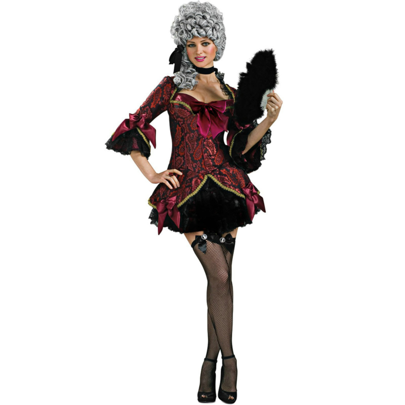 Lady Versailles Adult Costume