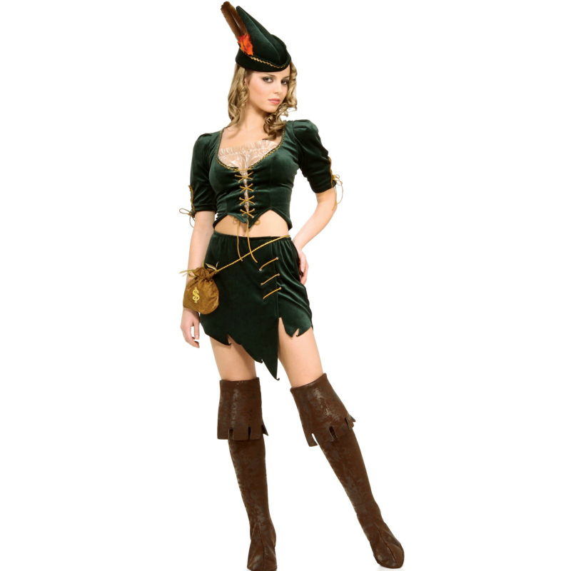 Princess of Thieves Adult Costume