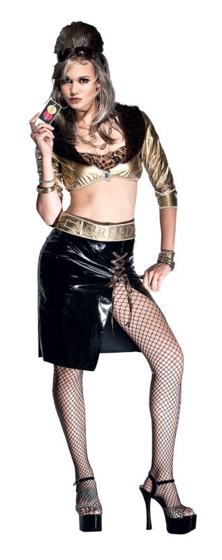 Greed Sinner Adult Costume