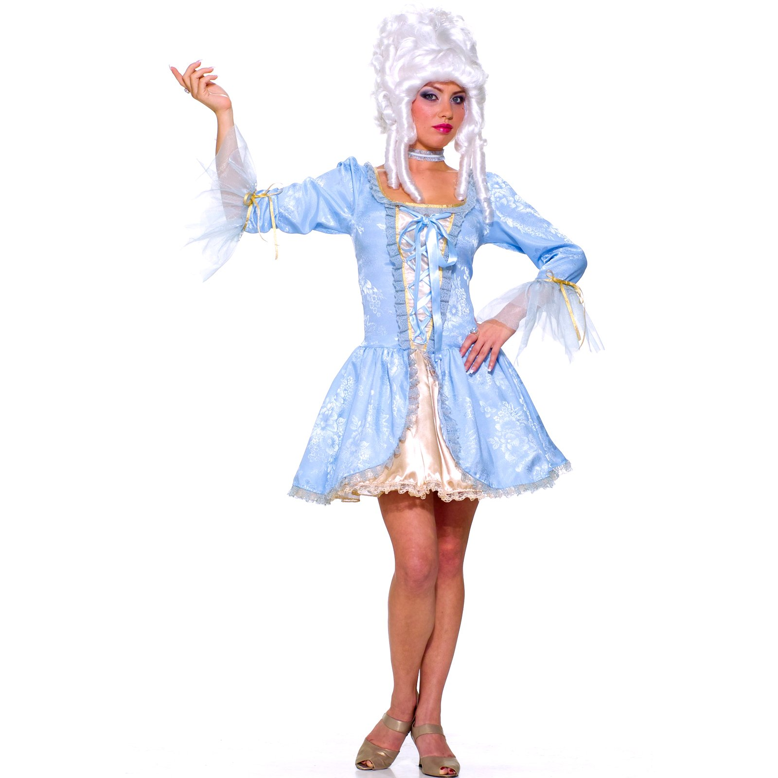 Sexy Marie Antoinette Adult Costume