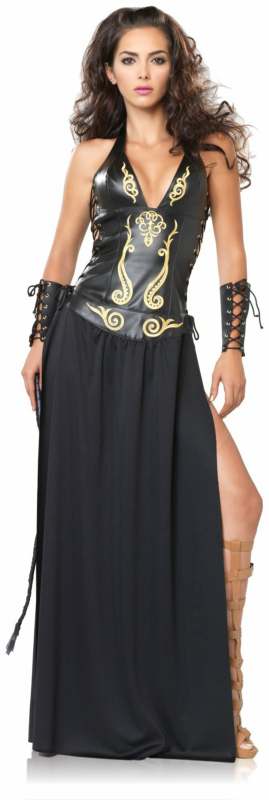 Warrior Goddess Adult Costume