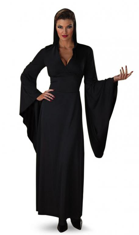 Sexy Hooded Robe Adult Costume