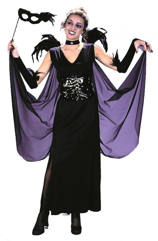 Night Raven Adult Costume