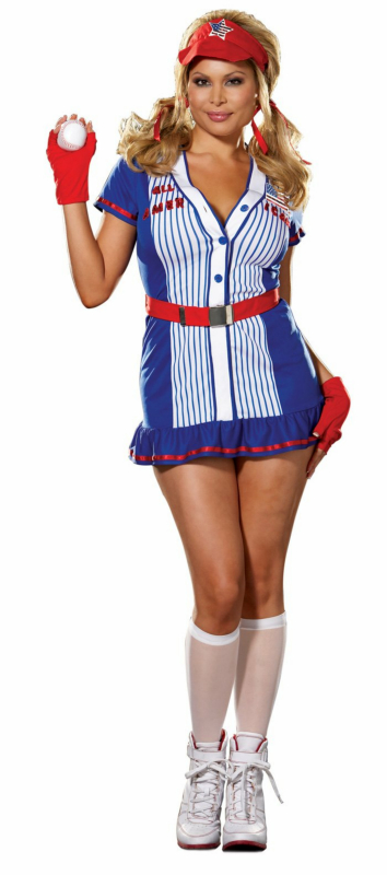 All American Plus Adult Costume