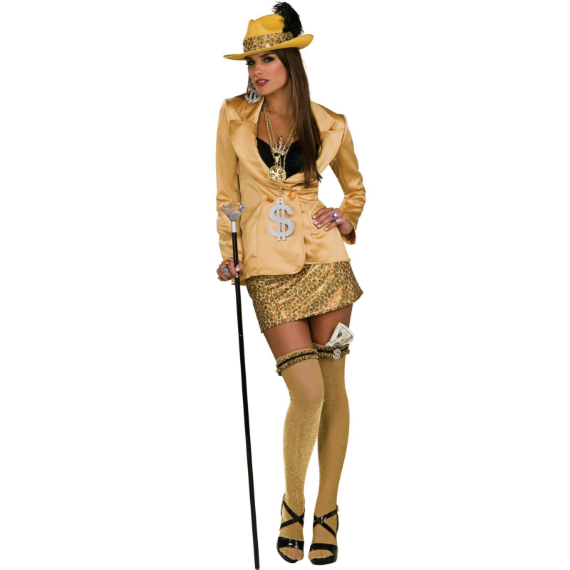 Madame Moe Deluxe Adult Costume