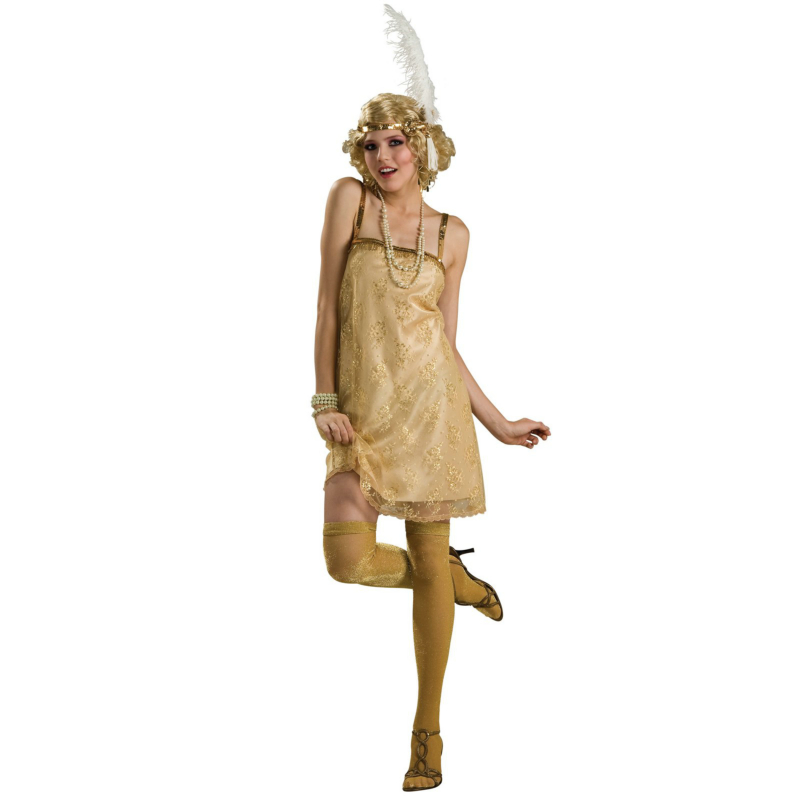 Gatsby Girl Deluxe Adult Costume