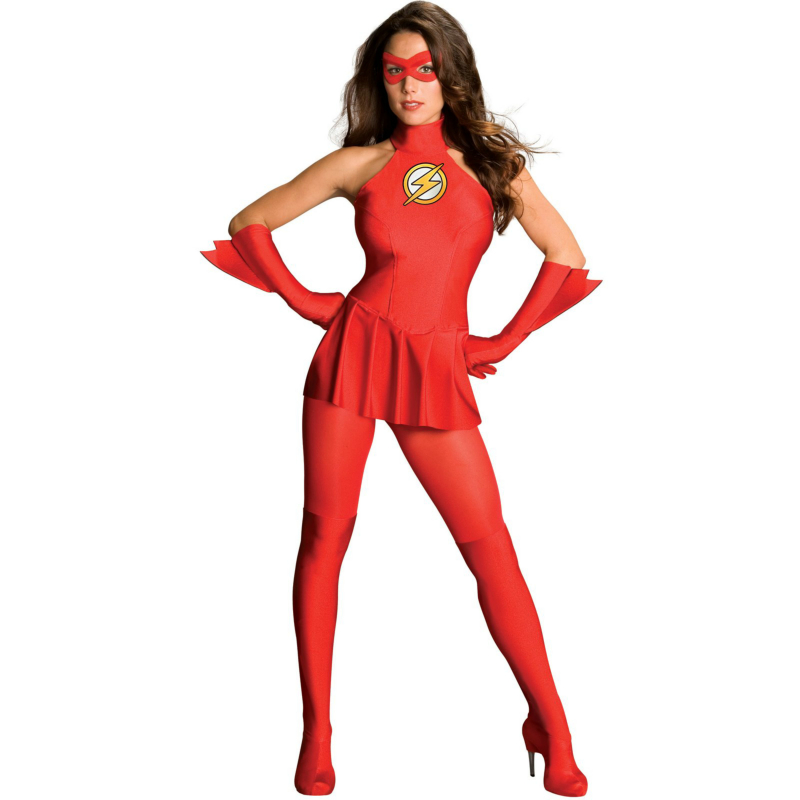 Secret Wishes - The Flash Adult Costume