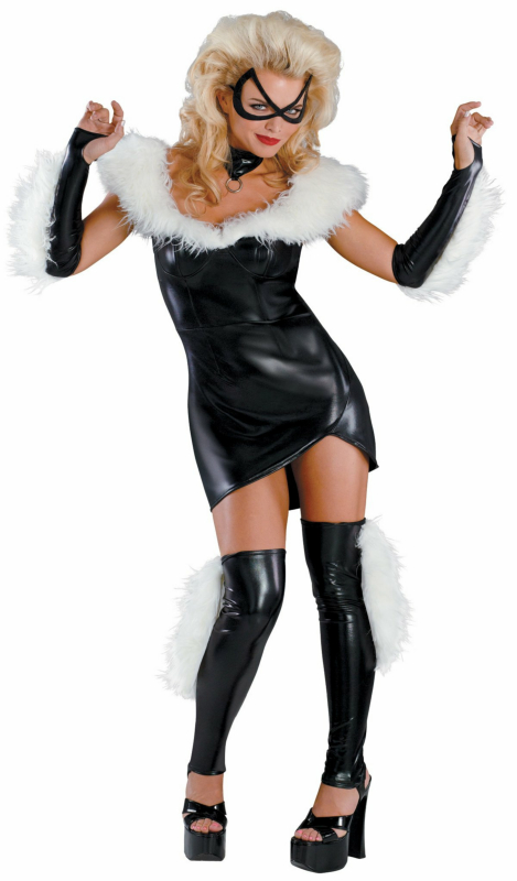 The Amazing Spider-man - Black Cat Sassy Prestige Adult Costume