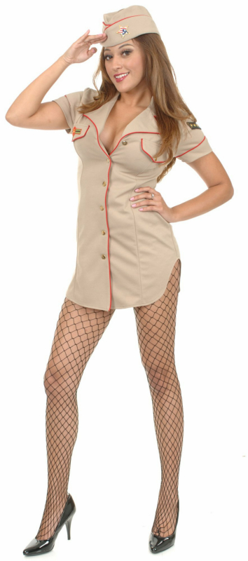 Air Force Brat Adult Costume