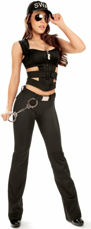 SWAT Patrol Officer Adult Costume
