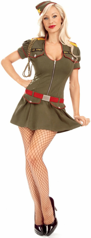 Major Trouble-Maker Adult Costume