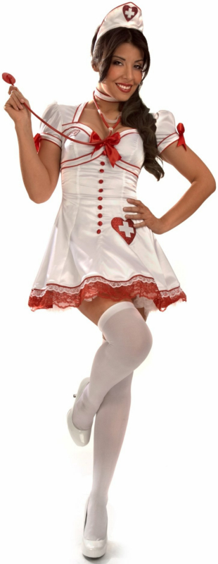Nursie Adult Costume