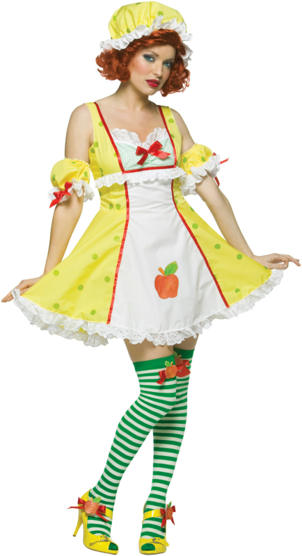 Apple Dumpling Adult Costume