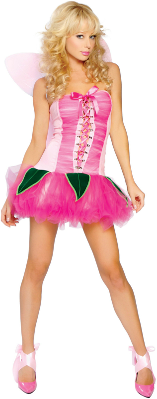 Pink Pixie Adult Costume