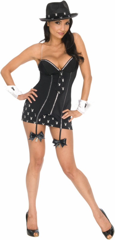 Playboy Gangster Adult Costume