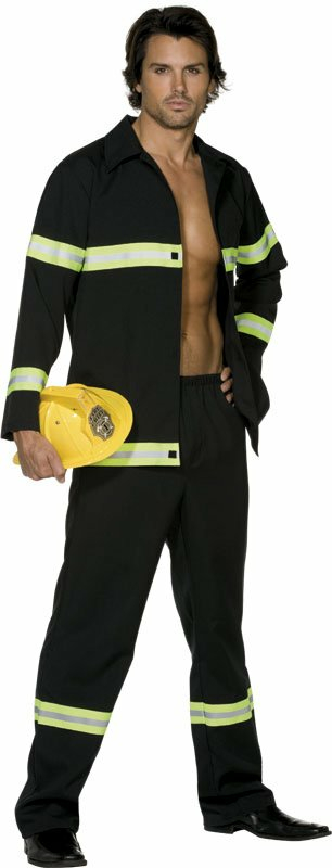 Sexy Fireman Adult Costume